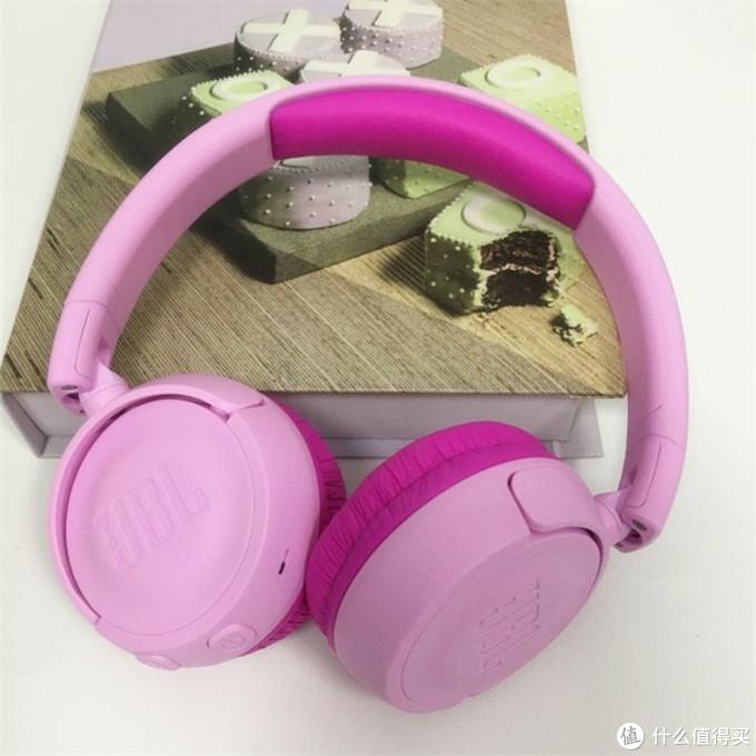 JBL JR300BT儿童耳机 保护孩子的听力