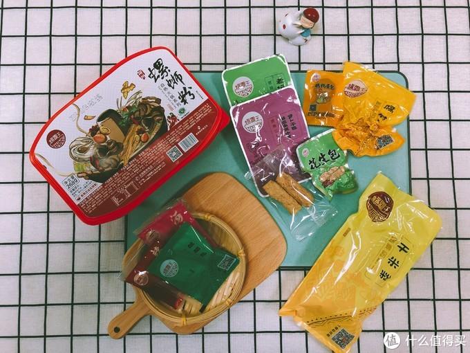 柳州篇丨全网累计销售超过7.8亿包的螺蛳粉,试吃六款后:只有一款征服了全公司的胃