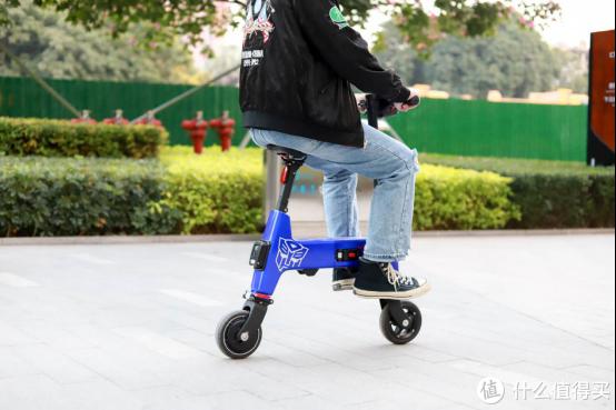 """日常娱乐新模式,我的""""国产擎天柱""""——HIMO H1折叠车"""