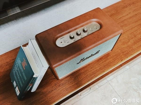 经典与新科技的融合:Marshall Stanmore II智能蓝牙音箱使用体验