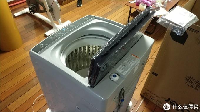 喜提超级便宜的变频——海尔全自动家用变频波轮洗衣机EB80BM39TH