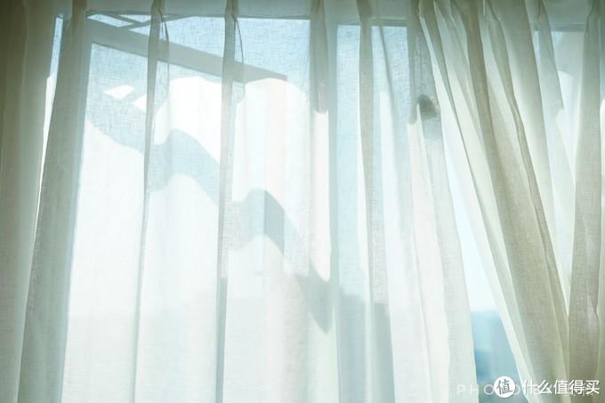 纱帘如何选|颜值和实力派并存的空气净化纱帘