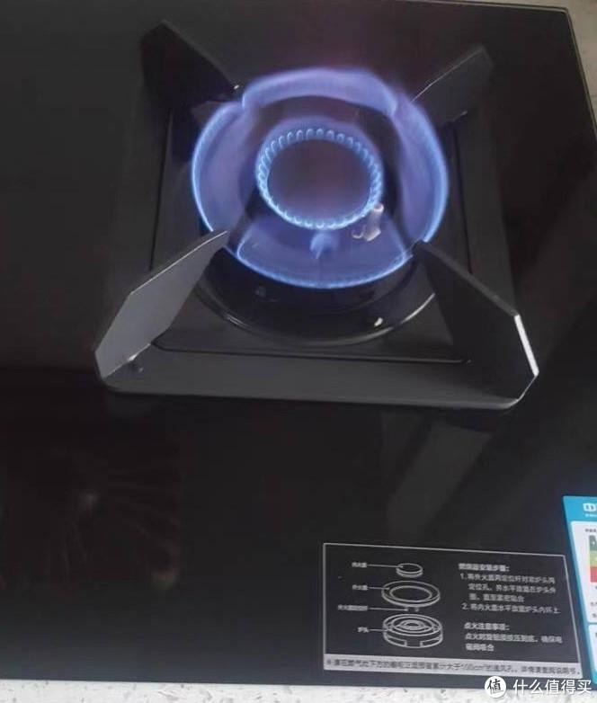 华帝i10052B型号燃气灶使用体验——大大缩短做菜时间,直线提升幸福感