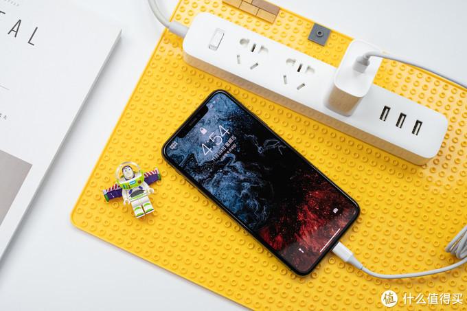 快速充电不等待,抛弃iPhone 11标配5W充电器:绿联18W PD苹果MFI认证快充套装