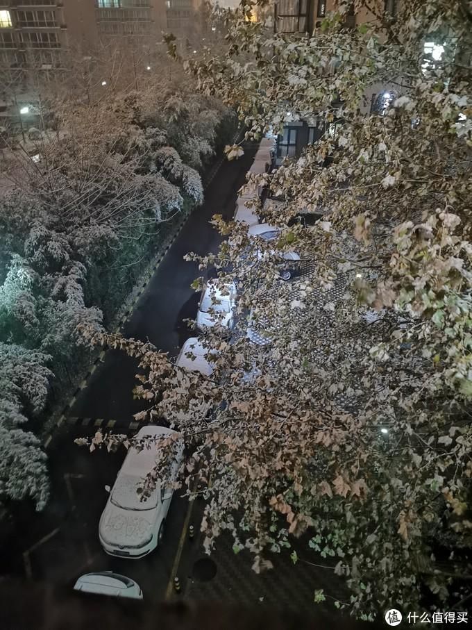 2019年的第一场雪,AMD 3950X踏雪而来