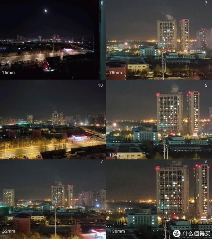 X2Pro所拍摄夜景照片