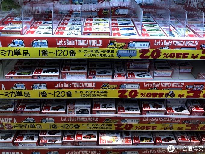 一个人的东京瞎逛之旅(三)购物之旅