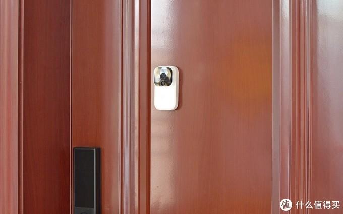 小米爆款视频门铃,时隔一年全面升级:叮零,您的快递放门口了