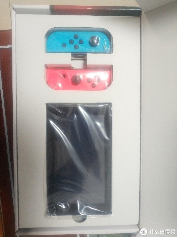 考拉老版switch开箱,无3000日元下载券退193现金