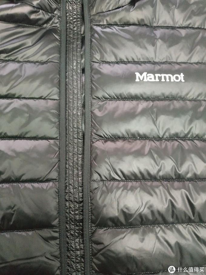 评论过千的 Marmot V79405 羽绒服随意评测