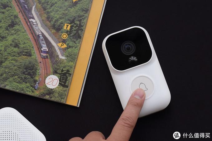 同步检测 守护家庭安全!——叮零智能视频门铃S套装体验