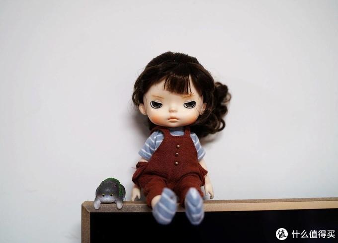 给娃一个小礼物,Monst野蛮宝贝胶皮娃娃晒单
