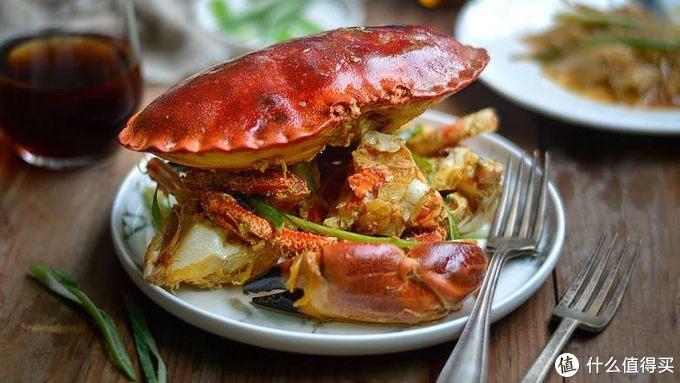 食材 | 面包蟹:北海有蟹,其名黄金,形如面包!