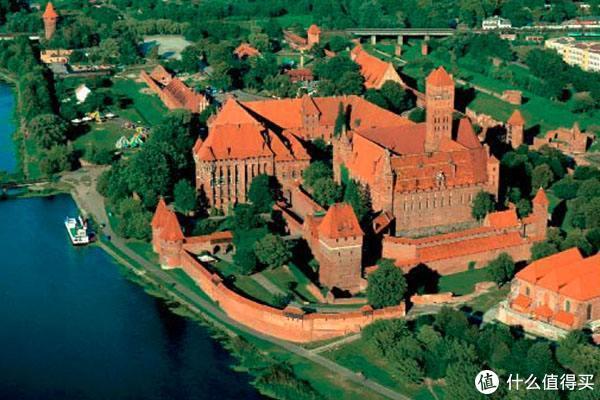 马尔堡的十字军城堡