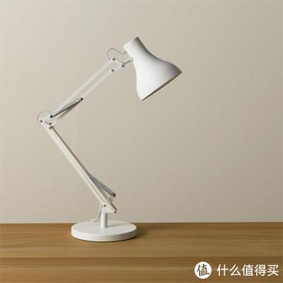 MUJI LED 可调节金属桌灯