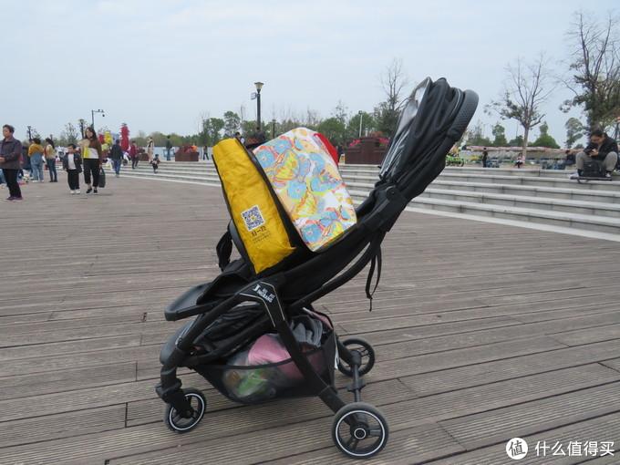 好货分享:敬邦婴儿推车使用初体验——单手秒收/开