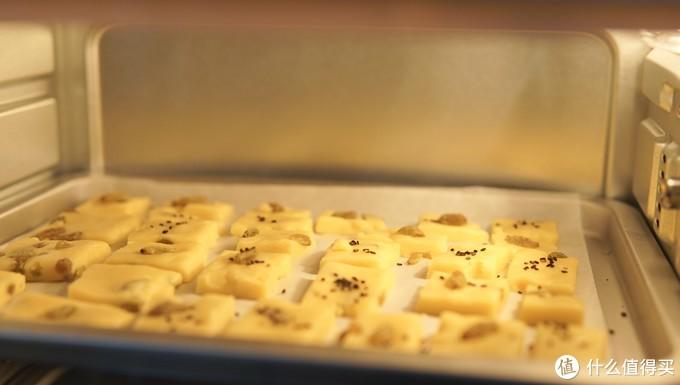蛋奶小方饼干
