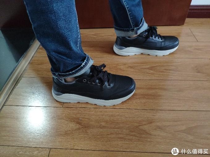 老爸的双十一礼物——吴尊同款斯凯奇美式运动鞋