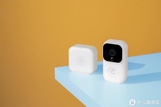 """给家里请个""""门卫"""",小米有品发售叮零智能视频门铃"""