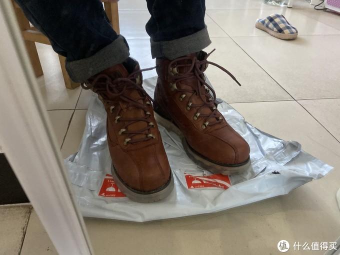 CAT 卡特 KIRKYARD P723836 休闲靴子晒单