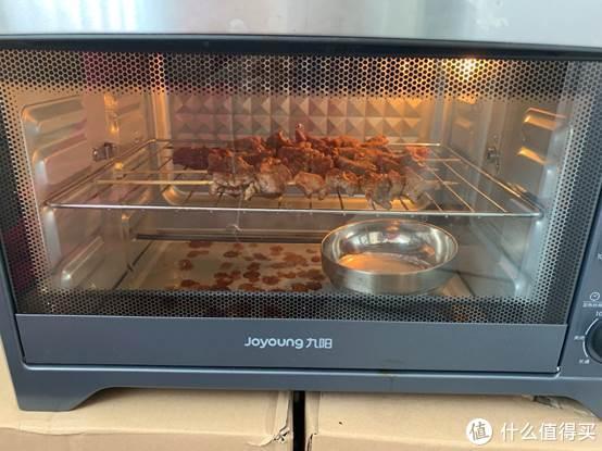 家庭烤箱烤羊肉串,香嫩爽口不腻人