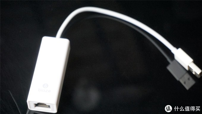 毕亚兹网卡转换器上手评测:几十块的小玩意,作用居然这么大