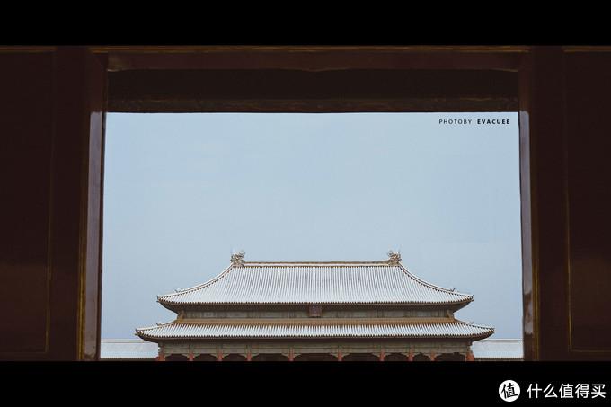 故宫初雪中试尼康24-70s F2.8微单镜头