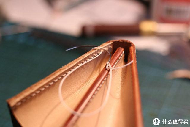 手工皮具·日式短夹制作教程
