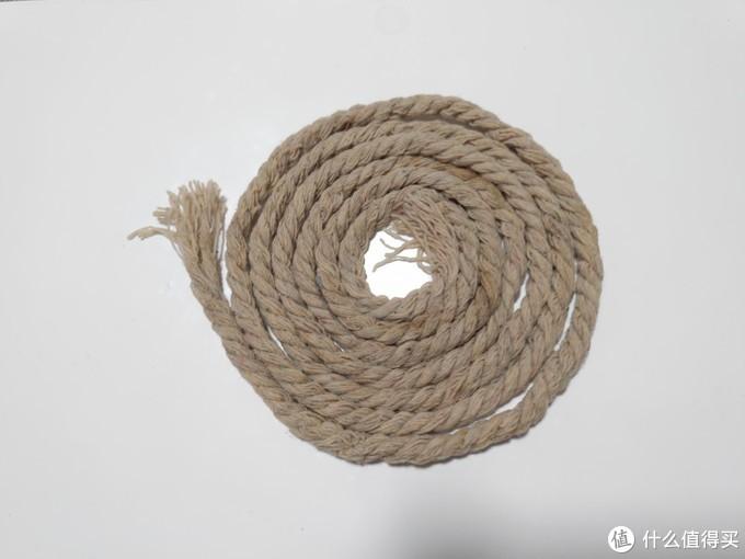 麻绳的质量还是很不错的