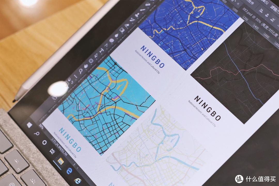 你就是大师の零成本DIY创意线描城市地图装饰画