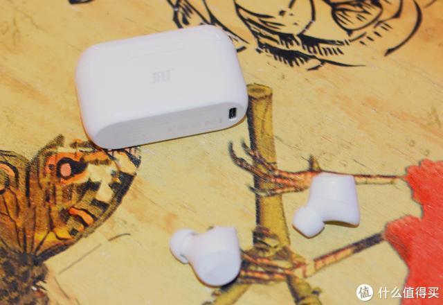 耳机要选高颜值的,JEET Air Plus真无线耳机带来的漂亮享受