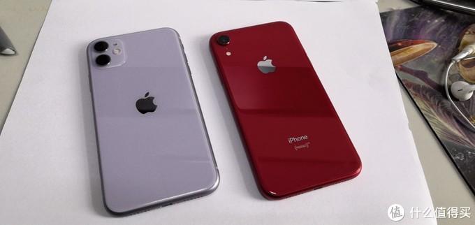 Iphone 11和XR的详细对比
