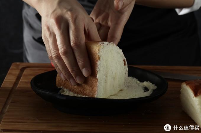 香浓奶酪面包,猪猪女孩的精致早餐