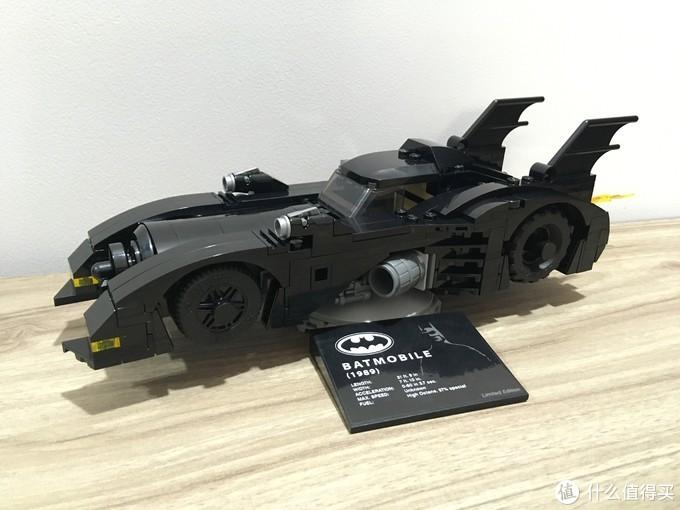 充值信仰,永远的蝙蝠侠--40433 小Batmobile 开箱