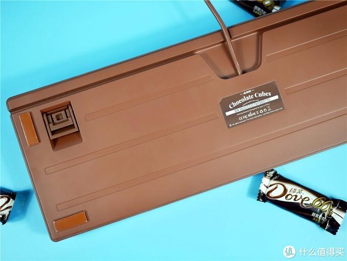 我拿你当主人,你竟然想吃我——黑爵Chocolate Cubes机械键盘