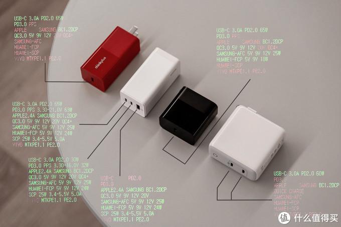 GaN 阵营翻车?—— 4 款 60W+ 高功率充电器横评