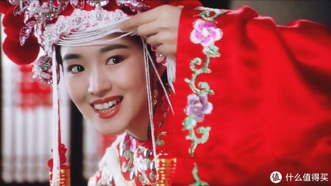 不许人间见白头-用1W字和100幅古装扮相图,回顾那些女神们的最美青春