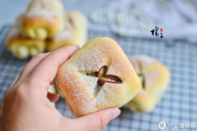 面包不用出去买,自己在家就能做,宣软美味,孩子一次能吃好几个