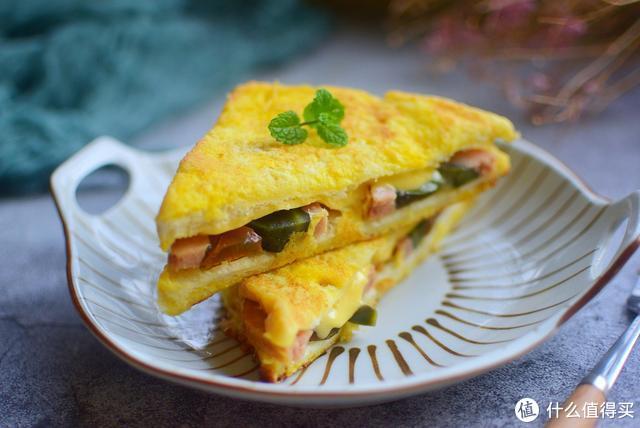 分享几种面包新吃法,每个都非常抢手,简单快捷,非常适合早餐吃