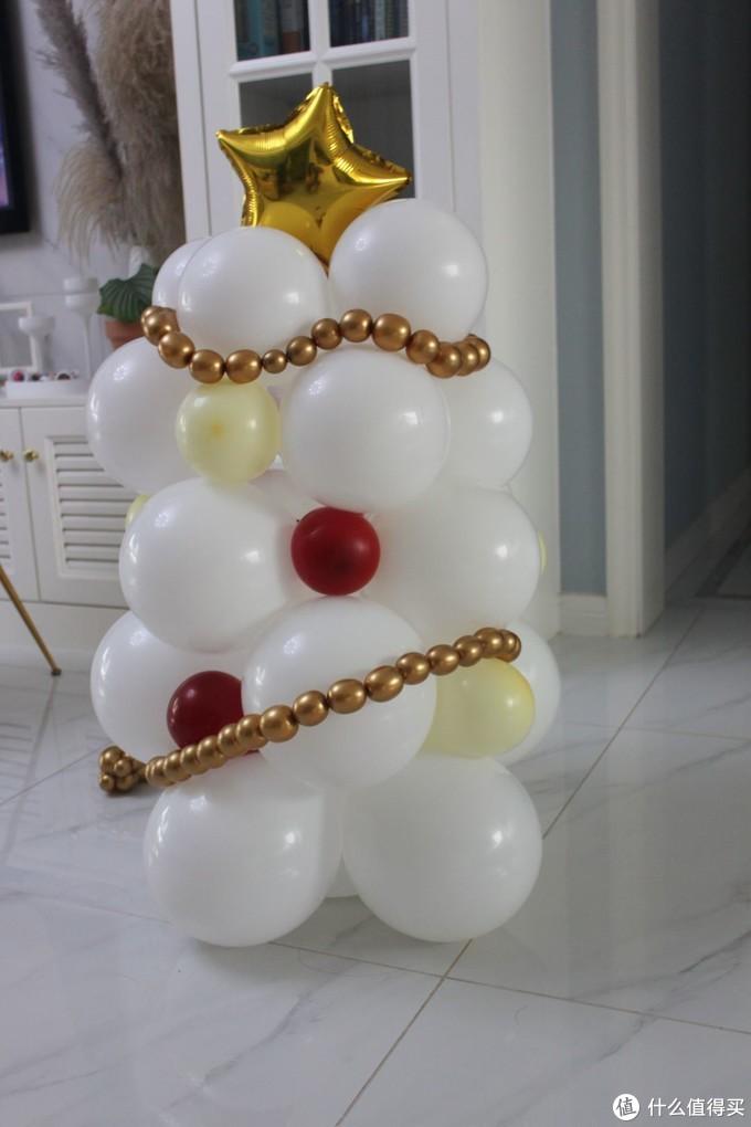 DIY一个属于自己的圣诞树