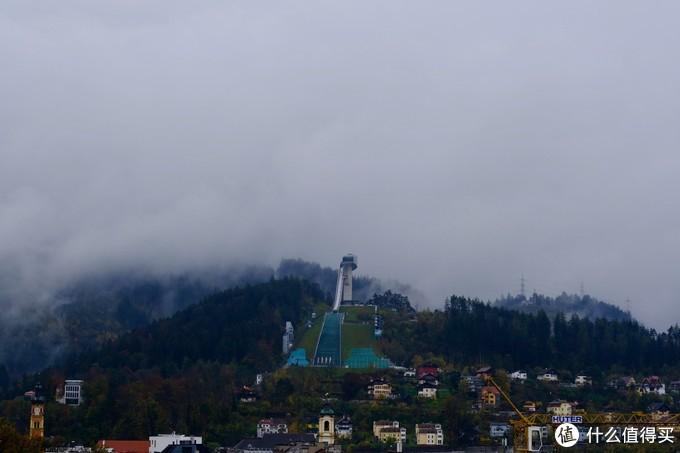 沿着阿尔卑斯山从斯洛文尼亚到瑞士
