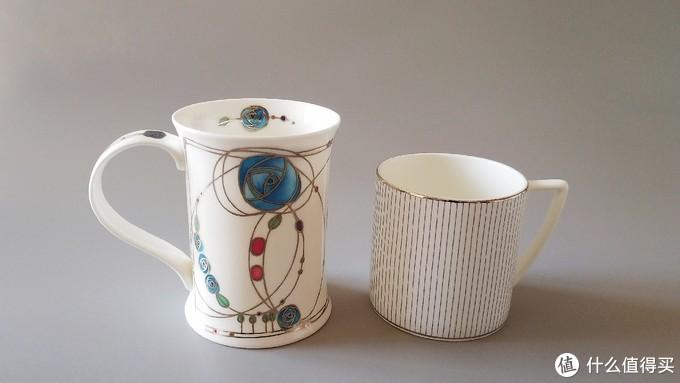 入手韦奇伍德 & 丹侬骨瓷杯各一只,还要什么星巴克杯子?