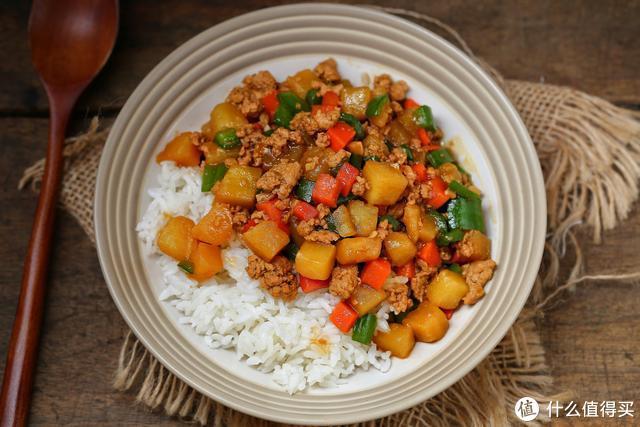 这食材虽普通却也经典,简单烩一烩,米饭里拌一拌,好吃到飞起来