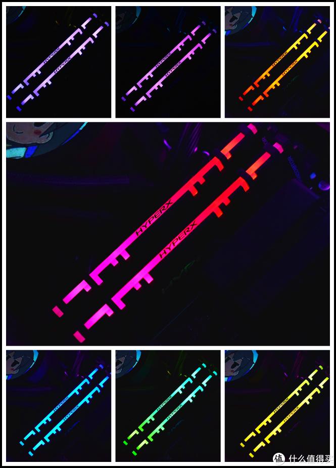 掠食者内存RGB灯效
