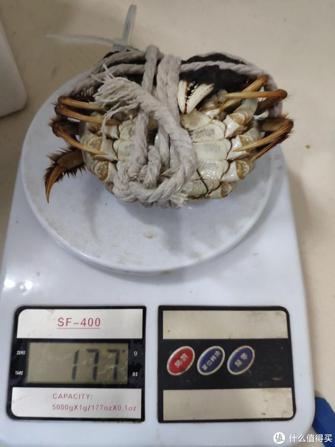 大概是最后一次吃螃蟹(今年)