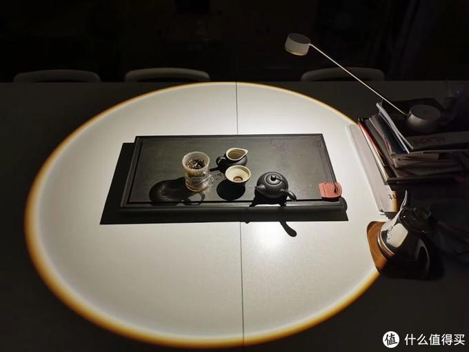 我茶桌不是纯黑拍的不好,这是云之光徐老师的图