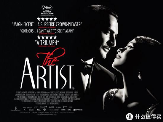 2011年奥斯卡金像奖获奖影片《艺术家》是黑白默片最后的余晖