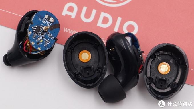 拆解报告:疯米W1无线耳机青春版