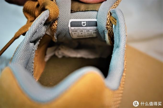 年轻人的第一次崴脚?小米复古运动鞋晒单