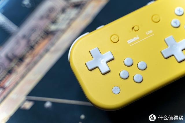 Switch再添新搭档,玩2D游戏选八位堂Lite手柄